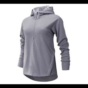 New Balance Q Speed Run Crew Sweatshirt